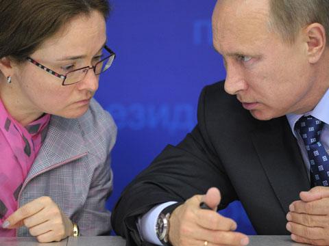 О планах Путина и либералке Набиуллиной