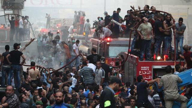 Кто организовал Теракт в Бейруте?