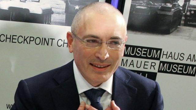 Ходорковский vs Путин: Россия может заплатить за ЮКОС 140 млрд. долларов